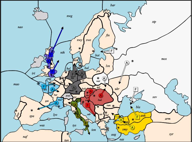 kaart duitsland ruhrgebied