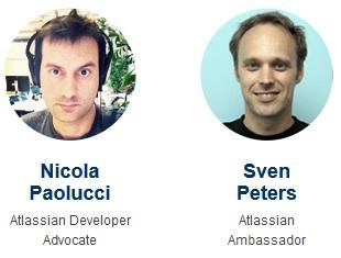 Git presenters